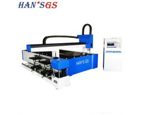 1000w 2000w 3000w Factory Price Metal Tube Processing Fiber Laser Cutter for Pipe