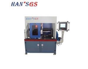 HANS GS laser welding supplier Supply wuhan gear ring seam automatic laser welding machine
