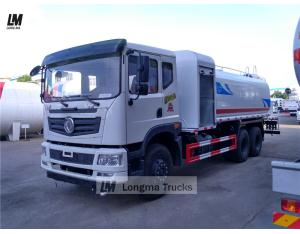 Dongfeng 3 axles 16000 liters dust suppression truck