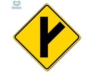 Best selling good quality rectangular aluminum road traffic sign