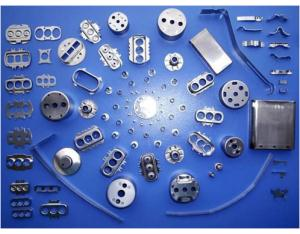 Precision punching parts Car-Automobile Locks-clamp