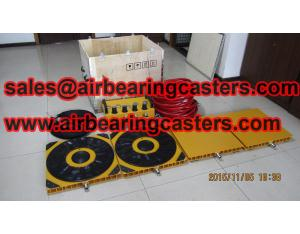 Air Caster Rigging Systems pictures