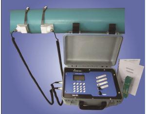 ultrasonic flowmeter portable type