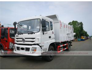 Dongfeng yuhu docking compression garbage truck