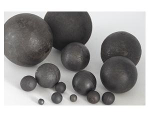 High chrome casting ball