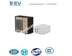 Residential DC Inverter Split Air Source Heat Pump