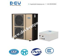 Residential Air Source Heat Pump for Hotwater/Flooring Heating and Cooling