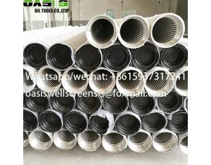 food grade stainless steel rod base water filter pipe screens