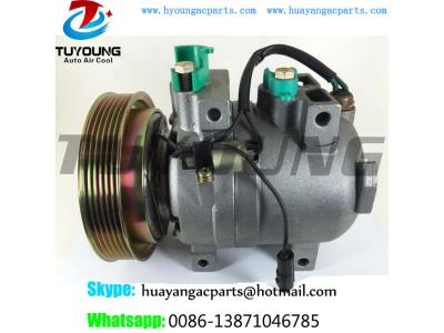 HY-AC1432 DKV14C auto ac compressor for Ssangyong Actyon Kyron 2.0 2.7 6641300115 6652300311 6652300