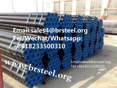 carbon steel steamless pipe ASTM  a106 grade c