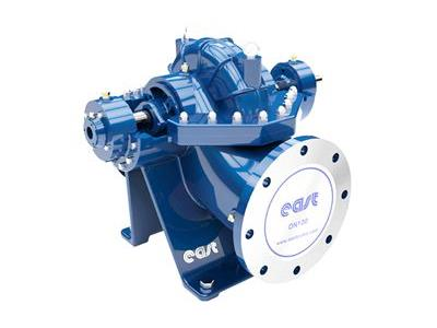 Double suction pump series DFSS