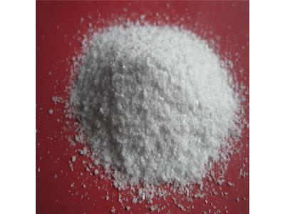 white fused alumina section sand 0-1mm