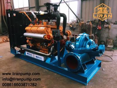 Multistage Diesel Engine Driven Pump