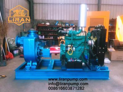 Self Priming Diesel Engine Driven Pump