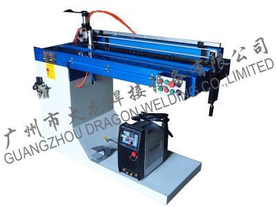 ZF Series Automatic Argon Arc (Plasma) Longitudinal Seam Welding Machine