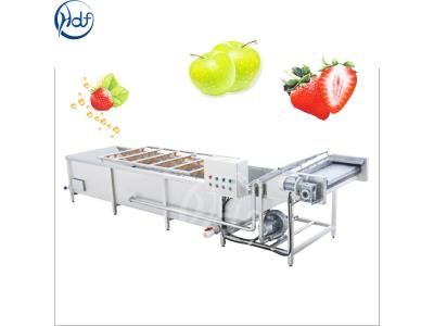 Fruit Apple Orange Strawberry Washing Machine With Water Circulating System