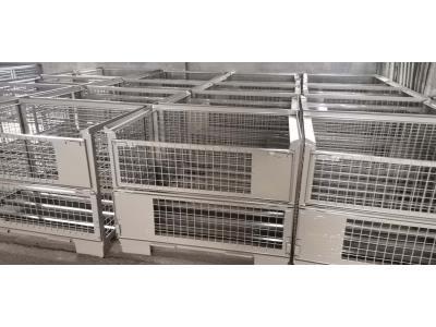 European standard pallet EPAL UIC CODE435-3