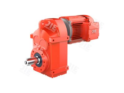 JRTF Series Parallel Shaft-Helical Gearmotors