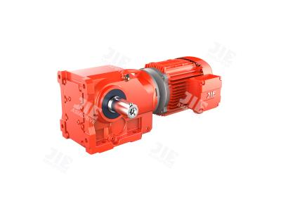 JRTK Series Helical-Bevel Gearmotors
