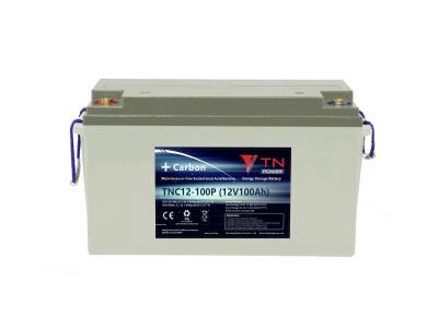 Solar batteries TNC series