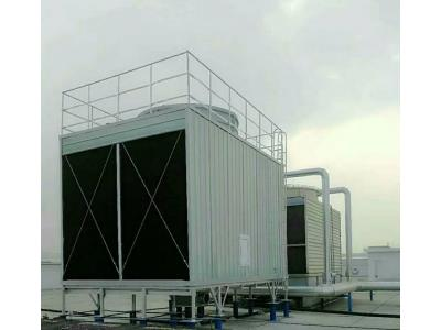 Cross Flow Industrial FRP Square Cooling Tower Price