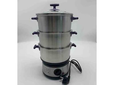 STEAM COOKER BW-6624-3S BKB