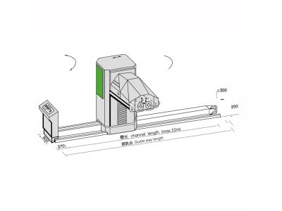 QINGDAO HONGDA Blow Room Machine Bale Plucker