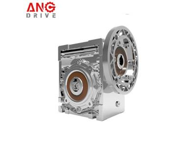 Food Grade Smooth Surface Stainless Steel Worm Drive Reduction Gearbox