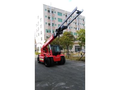 11 ton telescopic crane loader