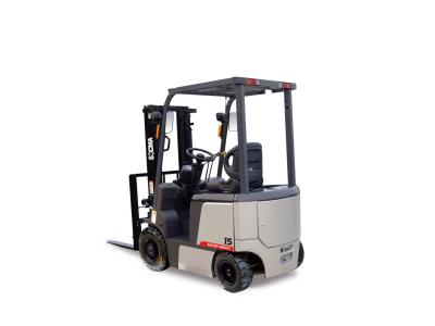 1.5 ton electric forklift truck