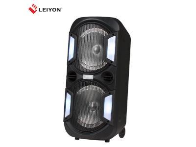 bluetooth speaker wireless rechargeable multifunction karaoke speaker dj active system