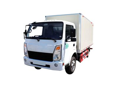 4.5ton pure lithium battery electric truck from automobile factory