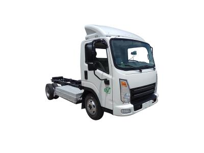 5ton green power electric truck for logistics
