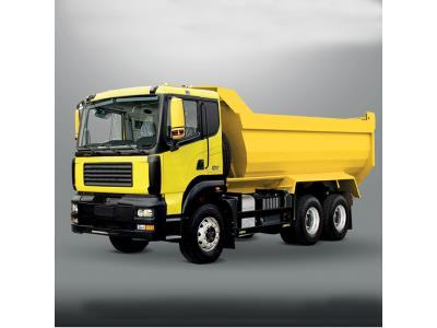 Euro 5 Emark certified heavy duty dumper truck