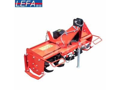 Agricultural small tractor new PTO rotavator for sale
