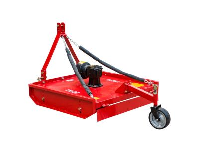 Agricultural farm tracount mounted 3 point Topper Mower