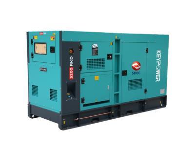 KEYPOWER Diesel Generator 200 kVA Powered by SDEC