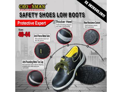 CROWNMAN Safety Shoes