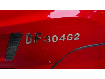 DF4-Wheeled tractor  DF-244/404G2 Series