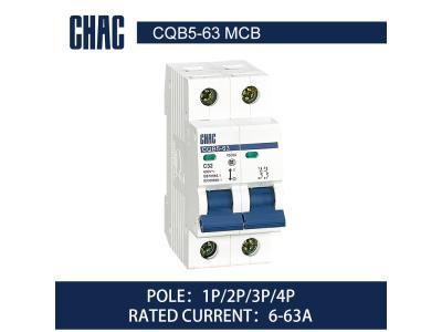 CQB5-63 4.5kA Miniature Circuit Breaker