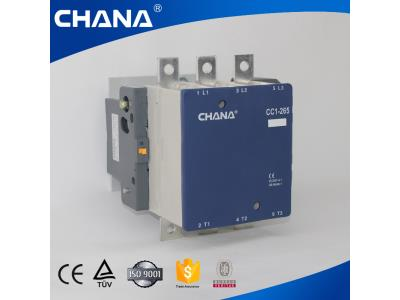 CE and RoHS Approved CC1 contactor 115-800A