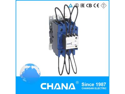 AC Coil Control 3p/4p 3phase Capacitor Switching Contactor