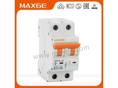 MAXGE EPB-63M Series Miniature Circuit Breaker