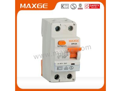 MAXGE EPR Residual Current Circuit Breaker