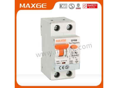 MAXGE EPRM Residual Current Operated Circuit Breaker