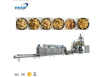100-600kg/h short cut macaroni pasta production line