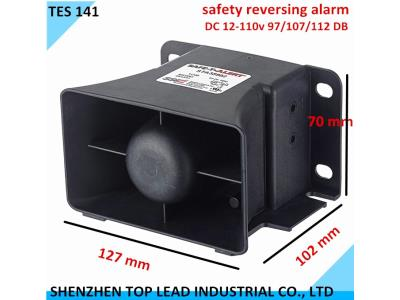 NEW High Quality safety car reversing alarm, back up horn for heavy duty vehicle ES141