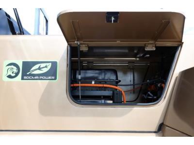 Socma Electric Forklift Capacity 12 Ton 16 Ton 20 Ton 25 Ton