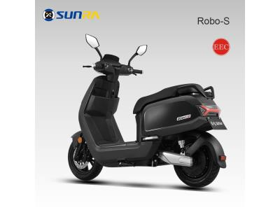made in china 2 wheel vehicles eec escooter for adults dual lithium batteries