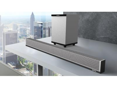 S0-Wireless bluetooth home theatre 5.0 sound bar for TV